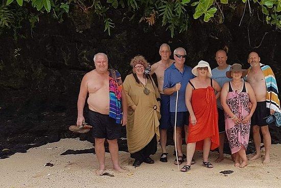 Namua Turtle Island og Eastern Upolu Tour