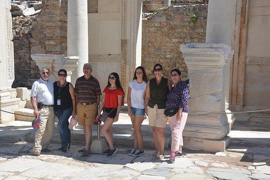 Escursione a terra privata a Efeso con
