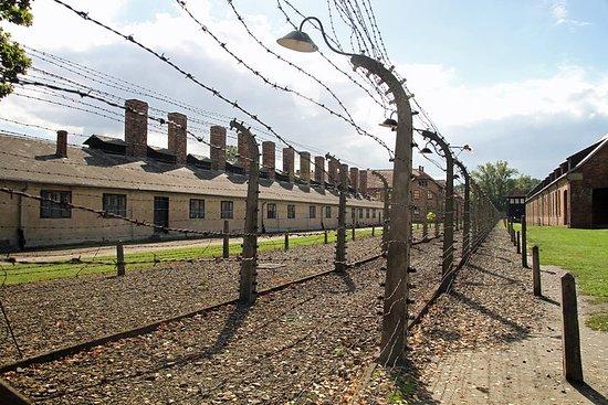 Ganztägige Tour nach Auschwitz und...