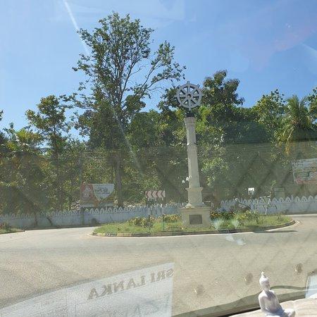 Padeniya, Sri Lanka: View