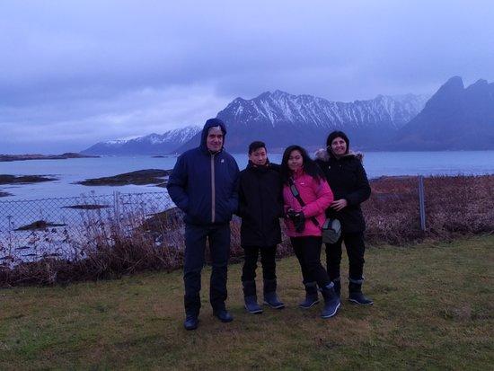 Winter Full-Day Guided Tour of the Lofoten Islands: Lofoten