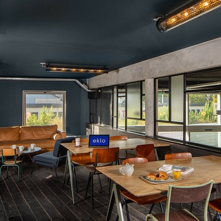 Mezzanine, espace clients