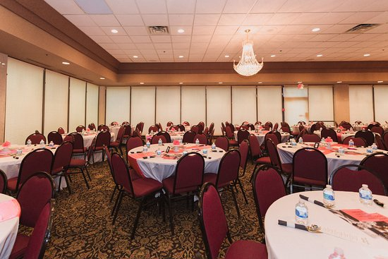 Sunset Room business, parties, reunions, meeting spaces  Seats up to 170 Buffet style, 50 in U-shape or Conference style, 85 in Classroom style and 200 chairs only.