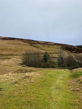Leadhills walk