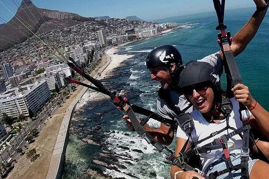 Parapente à Cape Town (Icarus)