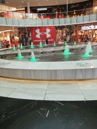 solna station till mall of scandinavia