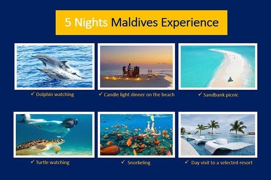 Crosswater Maldives