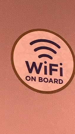 Singapore Airlines: wi fi connectivity is seemless