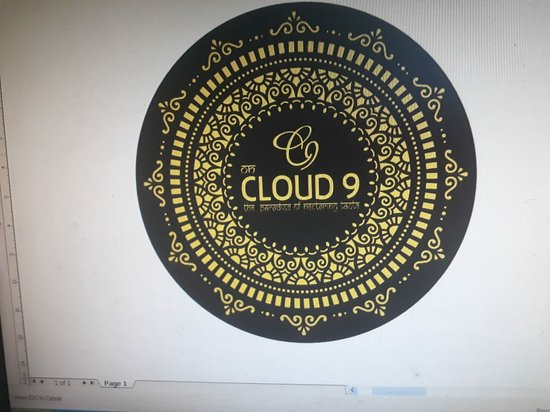 Mattanur, Индия: Cloud 9 Bakery & Restaurant