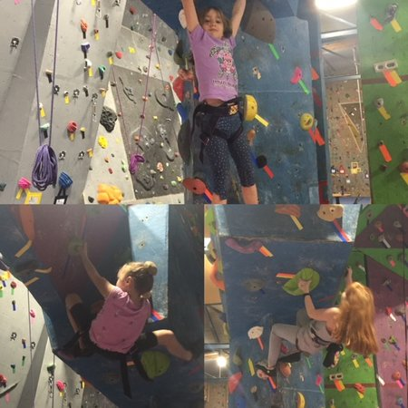 Team girls ROCKING IT!