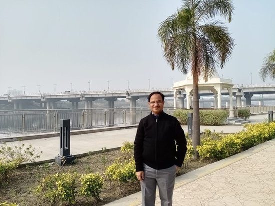 Gomti River Front
