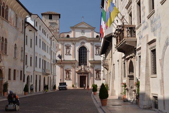 Trento, Italia: Historické centrum