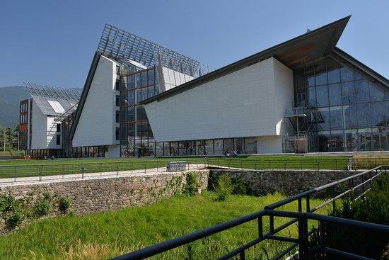 Trento, Italia: Přírodovědné muzeum