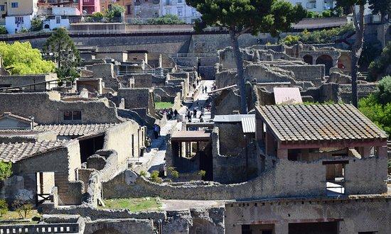 Italien: Herculaneum