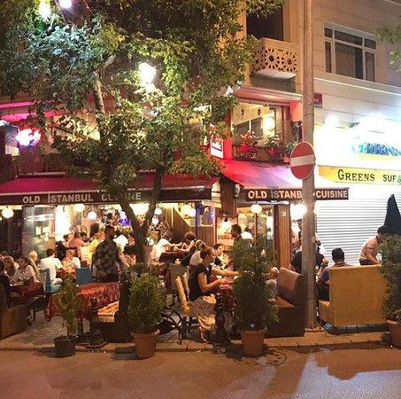 Old İstanbul cuisine