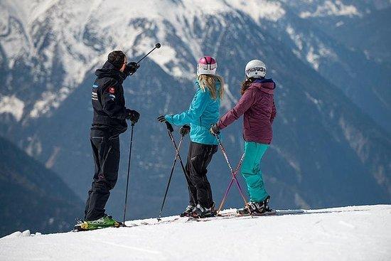 3 timers privat skiskurs