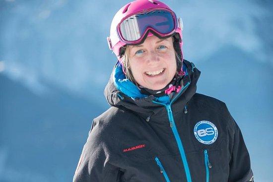 All Day Private Ski eller Snowboard Lesson