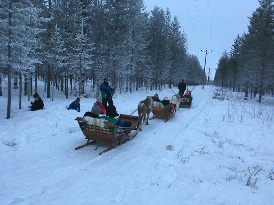 Santa's Winter Village