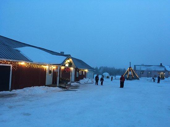 Santa's Winter Village, Pajala