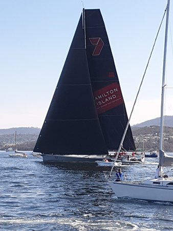 As close to Sydney to Hobart as you can