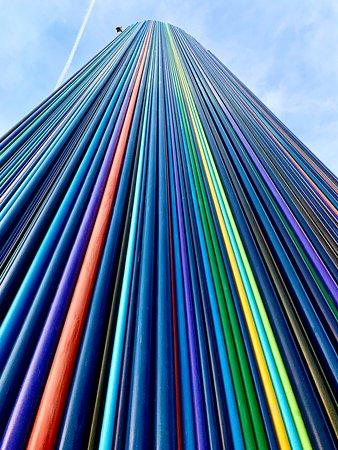 Colour into the Sky