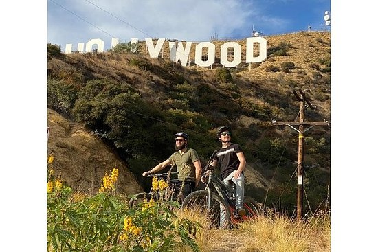 Hollywood Sign Electric Bike Tour