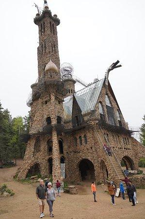 Rye, CO: the Main castle