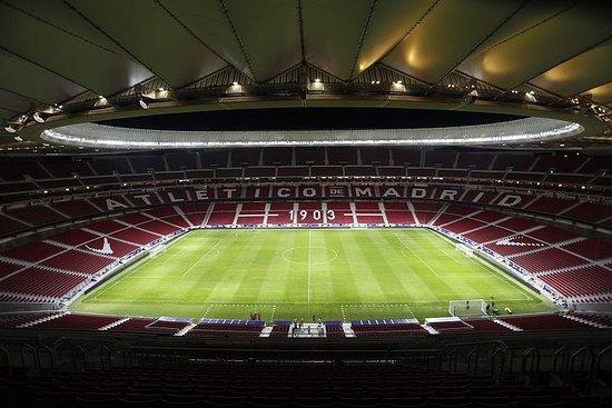 Entrada al Wanda Metropolitano