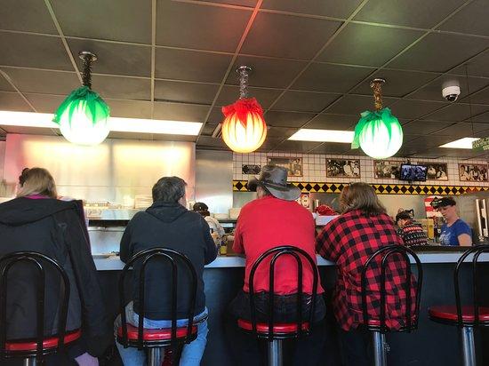 Dahlonega Ga Restaurants Open On Christmas Day 2020 Waffle House in Dahlonega, GA on Christmas Day, 2019.   Picture of