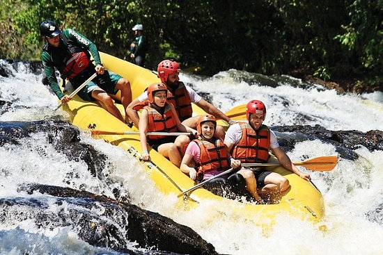 Rafting Elite - Brotas - Rio Jacaré Pepira by Território Selvagem...