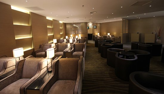 Plaza Premium Lounge (Penang Domestic Departures)