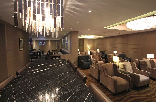 Plaza Premium Lounge (International Departure)