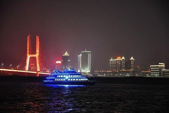 南昌夜河遊船之旅與盛金塔美食街品鑑體驗