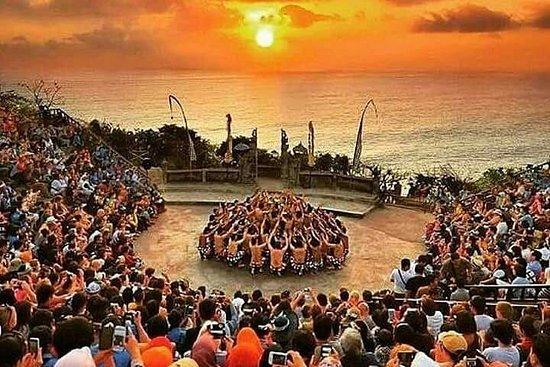 私人旅游水上运动-奇卡克火舞和乌鲁瓦图庙之旅