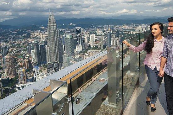 Excursion privée d'une journée à Kuala Lumpur [8 heures]