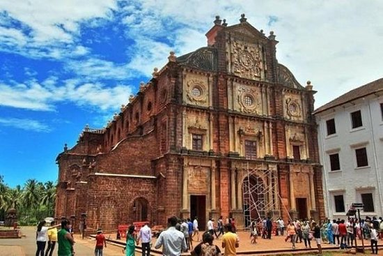 Full-Day Goa Shore Excursion Including...