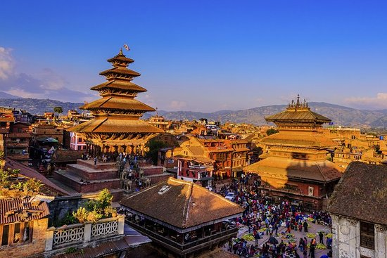 Nepal, Bhutan en Tibet Tour