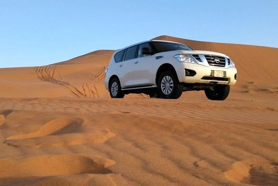 Unforgettable Experience of Red Dunes Desert Safari Tour – fotografia