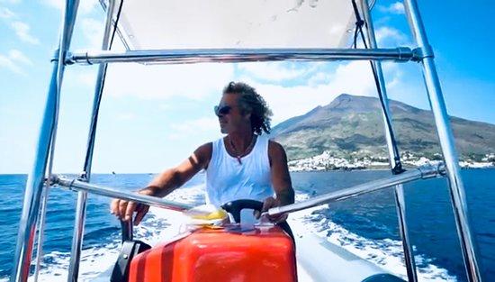 Stromboli, Italië: Gite in barca con Pasquale