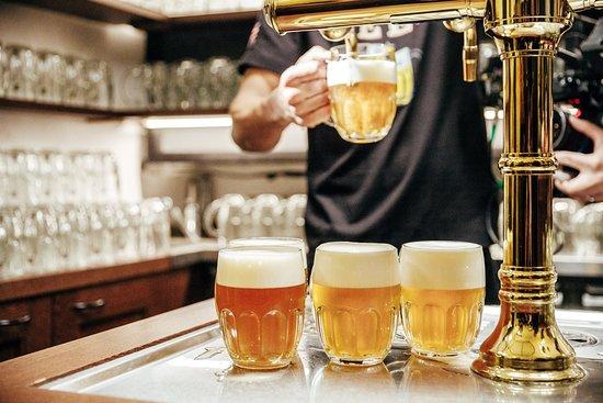 Jedno z nejlepších piv v Praze