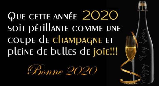 Thil-sur-Arroux, Francia: Nous vous souhaitons une excellente année 2020 !!!!