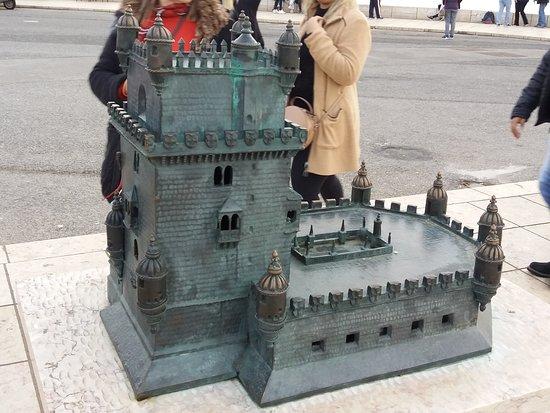 Replica da Torre de Belem