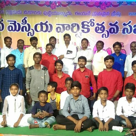 Kurnool District, India: In God's ministry