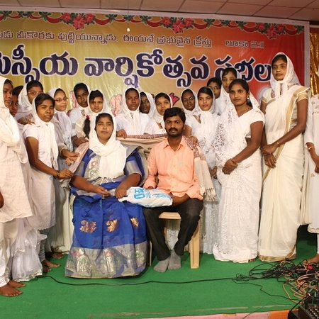 Kurnool District, Индия: In God's ministry