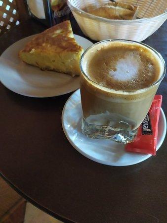 Villalmanzo, İspanya: Maravilla de desayuno