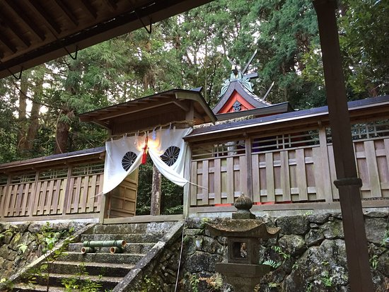 Katsuragi Mitoshi Shrine