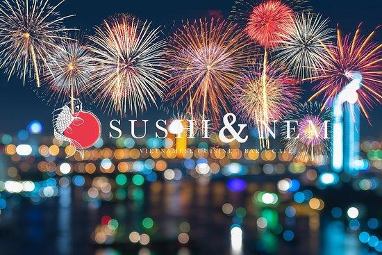 🎆🧨HAPPY NEW YEAR!🧨🎆 WUHU! Wer ist ready für 2020 - das neue Jahrzehnt? Gibt es etwas, was Ihr Euch für das neue Jahr vornehmen werdet? Lasst es uns doch gerne in den Kommentaren erfahren!  Ein bezauberndes neues Jahr mit unvergesslichen und ereignisreichen Momenten, wünscht Euch das Sushi und Nem Team!😉 Als Info nebenbei: Am 1.1.2020 stehen die Türe für Euch ab 17 Uhr offen!