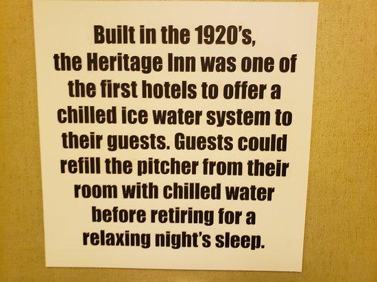 Este hotel fue el primero en ofrece agua fría para sus huéspedes