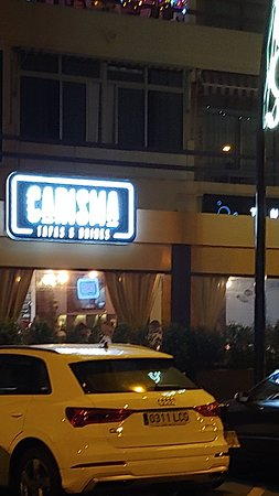Dinner and Drinks at Carisma - A Perfect Night out in The Canary Islands (Tenerife)