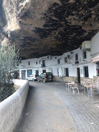 Setenil de las Bodegas Fotografie